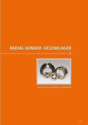 Maschinenbau - LHG-GleitlagerKomponenten® GmbH & Co. KG