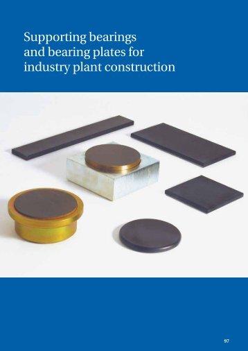 Industry Plant Construction - LHG-GleitlagerKomponenten® GmbH ...
