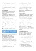 Philips GoGEAR Baladeur MP4 - Mode d'emploi - FIN - Page 5