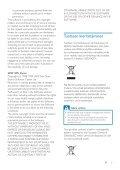 Philips GoGEAR Baladeur MP4 - Mode d'emploi - FIN - Page 6
