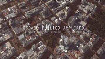 ESPAÇO PÚBLICO AMPLIADO