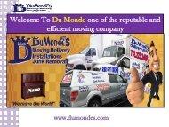 Junk Removal Vancouver |duMonde