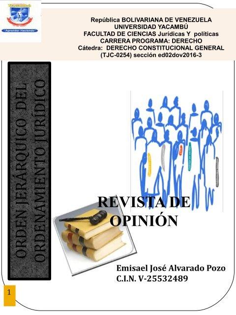 Revista Digital Orden Jerarquico