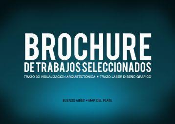 BROCHURE TRAZO LASER para DOCUMENTOS