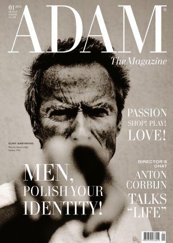 ADAM - The Magazine l Spring 2015