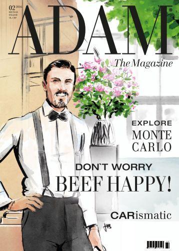 ADAM - The Magazine l Summer 2016