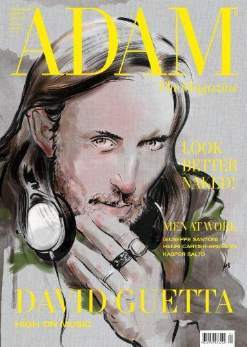 ADAM - The Magazine l Anniversary Issue 2016/2017