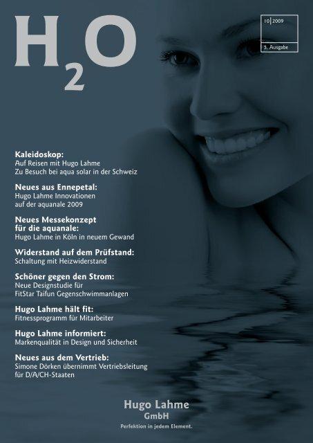 Neues aus dem Vertrieb - Hugo Lahme GmbH