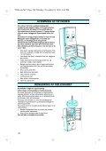 KitchenAid BFF 845 - Fridge/freezer combination - BFF 845 - Fridge/freezer combination DA (853975515000) Istruzioni per l'Uso - Page 7
