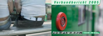 Verbundbericht 2005 - Verkehrsverbund Steiermark