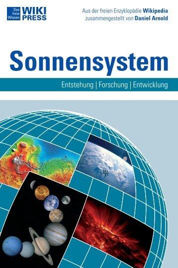 Wikipress 6: Sonnensystem - Wikimedia