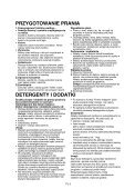KitchenAid PRESTIGE 1485 - Washing machine - PRESTIGE 1485 - Washing machine PL (858366212000) Istruzioni per l'Uso - Page 5