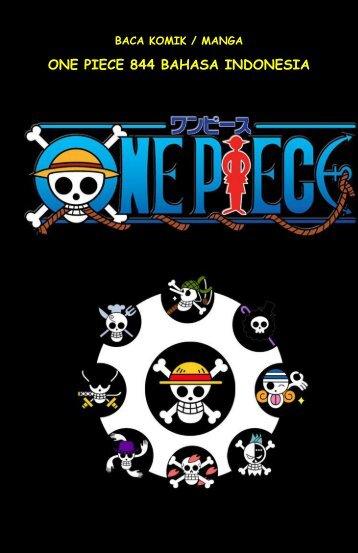 One Piece 844 Bahasa Indonesia