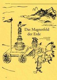 Das Magnetfeld der Erde - Marum