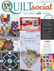 QUILTsocial | Issue 07