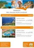 Kalabrien NEU: Nonstop ab/bis Innsbruck! - Komet-Reisen - Page 2
