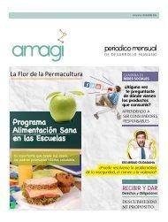 Periodico Amagi Noviembre 2016