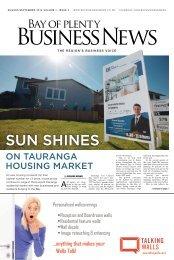 Bay of Plenty Business News August/September 2016