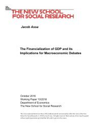 The Financialization of GDP and its Implications for Macroeconomic Debates