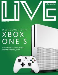 Xbox One S Guide from Live Magazine