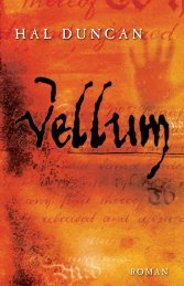 Vellum - Golkonda Verlag