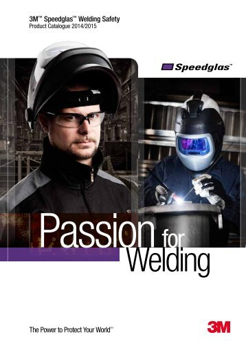 Speedglass Catalogue 2015