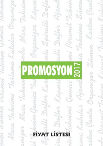 2017 Elma Katalog Fiyat Listesi