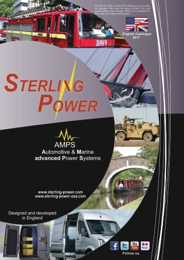 Sterling Catalogue
