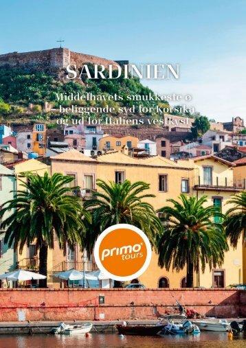 Destination: sardinien