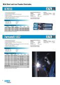 Cigweld Electrodes, Rods and Fluxes - Page 6