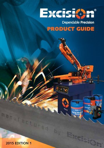 Excision Product Catalogue