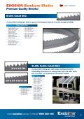 Excision Product Catalogue - Page 7