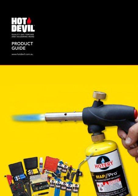 Hot Devil Product Catalogue