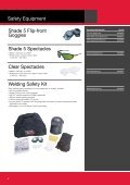 Lincoln Electric Safety Equipment Catalogue - Page 4