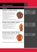 Lincoln Electric Safety Equipment Catalogue - Page 6