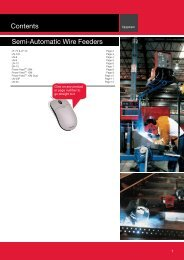 Lincoln Electric Welding Guns and Torches Catalogue