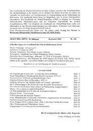 Heft 131 - Gesellschaft der Weltall-Philatelisten