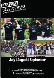 July | August | September