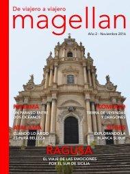 Revista de viajes Magellan - Noviembre 2016