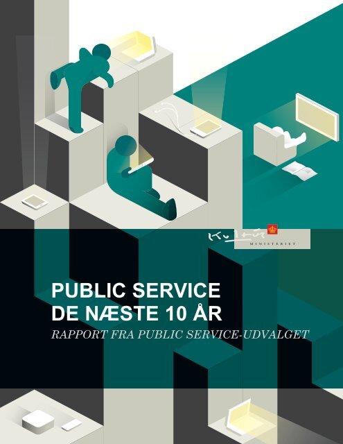 PUBLIC SERVICE DE NÆSTE 10 ÅR