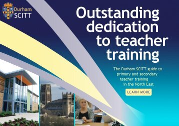 Outstanding dedication to teacher training