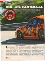 auto motor und sport (11/2010) Auf die - MTM