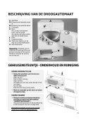 KitchenAid NEVADA C - Dryer - NEVADA C - Dryer NL (857586712090) Istruzioni per l'Uso - Page 5