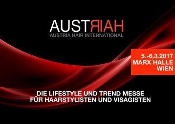 AUSTRIA HAIR Folder 2017