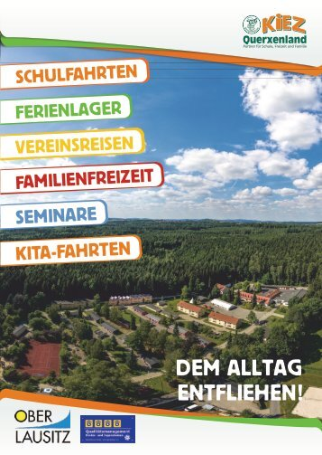 Informationsbroschüre KiEZ Querxenland