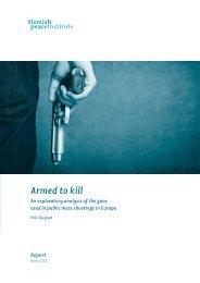 Armed to kill