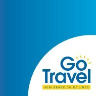 Go Travel | Mini brand guidelines