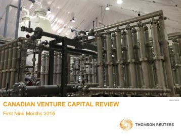CANADIAN VENTURE CAPITAL REVIEW