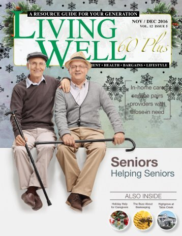 Living Well 60+ Nov - Dec 2016