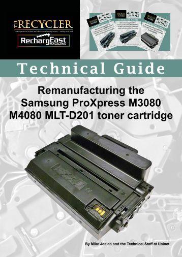 TG - Samsung ProXpress M4030-4080 MLT-D201S